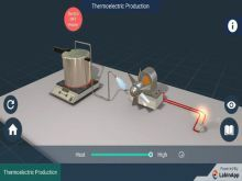 Sources Of Energy - Thermoelectric Production Experiments