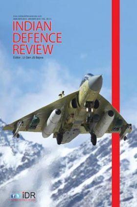 Indian Defence Review Jan-Mar 2015 (Vol 30.1)