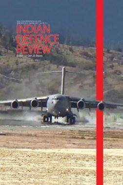 Indian Defence Review Jan-Mar 2017 (Vol 32.1)