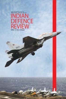 Indian Defence Review Jul-Sep 2017 (Vol 32.3)