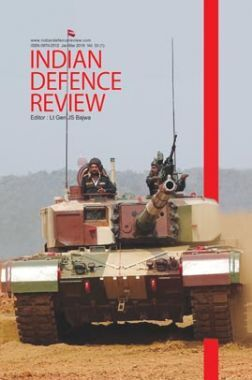 Indian Defence Review Jan-Mar 2018 (Vol 33.1)