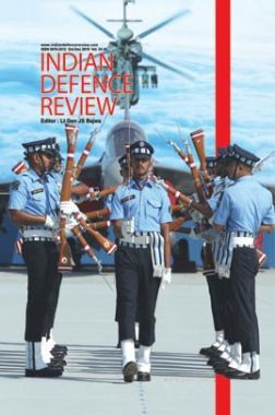 Indian Defence Review Oct-Dec 2019 (Vol 34.4)