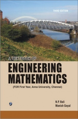 A Textbook of Engineering Mathematics(ANNA UNIVERSITY