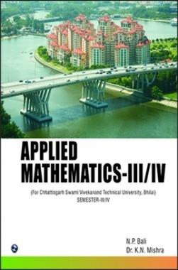 Applied Mathematics-III and IV (Bhilai)