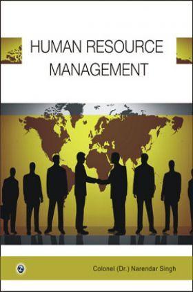 Human Resource Management By Col(Dr.) Narendar Singh