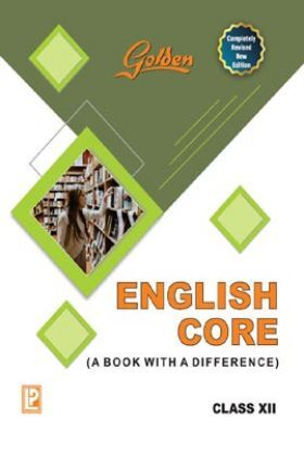 English Core (A Book With A Difference) For Class-XII