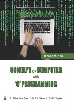 Concepts Of Computer And C Programming