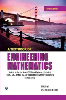 A Textbook Of Engineering Mathematics Sem-IV
