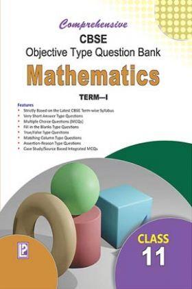 Comprehensive CBSE Objective Type Question Bank Mathematics XI  (Term-I)