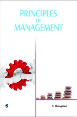 Principles Of Management By G. Murugesan