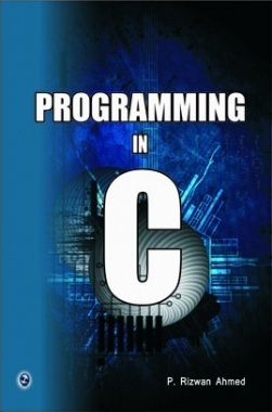 Programming In C By P. Rizwan Ahmed
