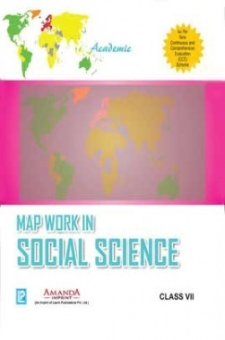 Academic Map Work in Social Science Class 7th