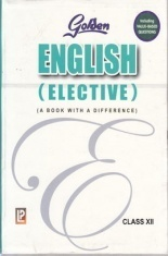 Download Golden English Elective Class 12th by R K Gupta