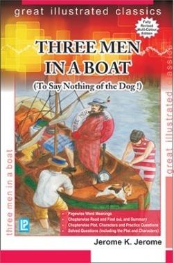 Three Men in Boat New 2013