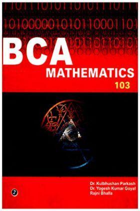 BCA Mathematics 103