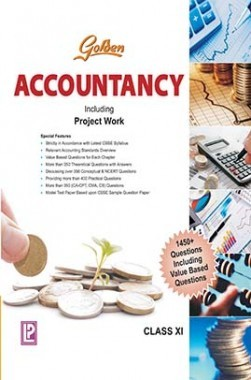 Golden Accountancy Class XI (New Edition)