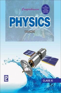 Comprehensive Physics XI Vol I & II