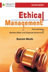 Download Ethical Management-Text And Cases by Satish