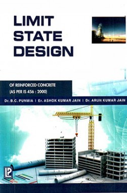 Download Limit State Design Of Reinforced Concrete by B C Punmia