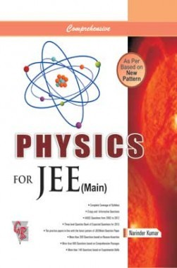 Comprehensive Physics For JEE (Main)