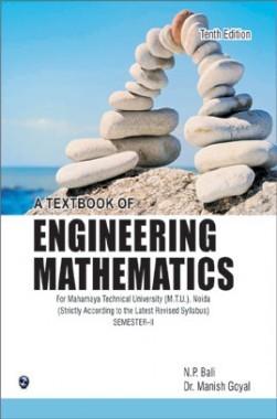 A Textbook Of Engineering Mathematics  Sem II (MTU) Noida