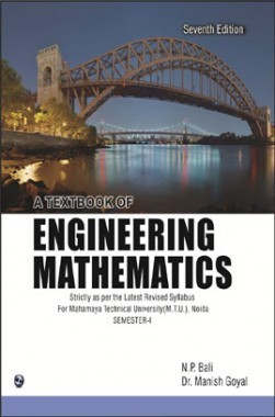A Textbook Of Engineering Mathematics Sem I (MTU) Noida