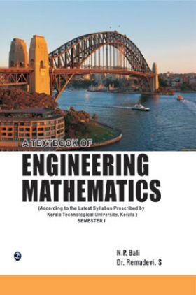 A Textbook Of Engineering Mathematics Sem-I (Kerla Technological University) Kerla