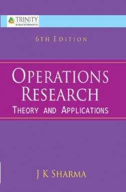 Jk Sharma Operations Research Ebook