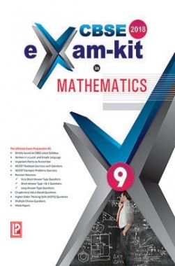 Download CBSE Exam Kit In Mathematics Class 9 by Kapil Sharma PDF Online