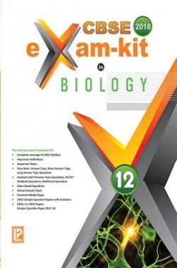 CBSE Exam Kit In Biology Class 12