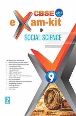 CBSE Exam Kit In Social Science Class 9
