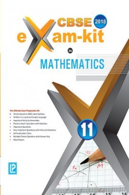 CBSE Exam Kit In Mathematics Class 11
