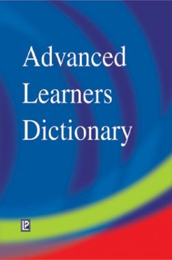 Advanced Learners Dictionary