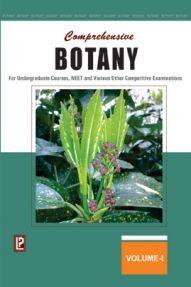 Comprehensive Botany Vol - I