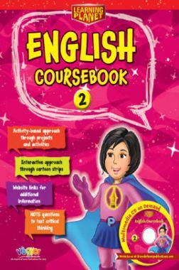 Learning Planet English Coursebook - 2