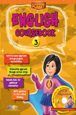 Learning Planet English Coursebook - 3