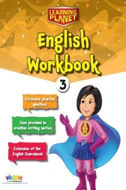 Learning Planet English Workbook - 3