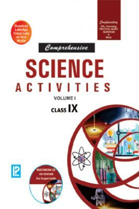 Comprehensive Science Activities Vol. I & II For Class IX (2018 Edition)