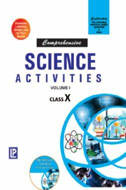 Comprehensive Science Activities Vol. I & II For Class X (2018 Edition)