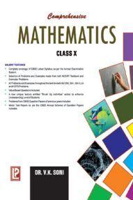 Comprehensive Mathematics For Class X (2018 Edition)