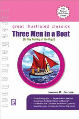 Three Men In A Boat(2018 Edition)