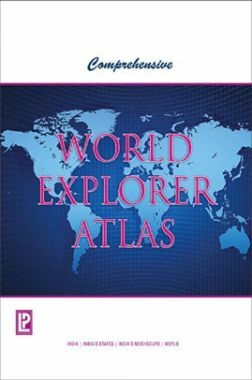 Comprehensive World Explorer Atlas (2018 Edition)