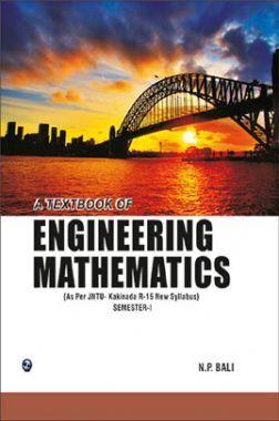 A Textbook Of Engineering Mathematics (JNTU, Kakinada) Sem-I