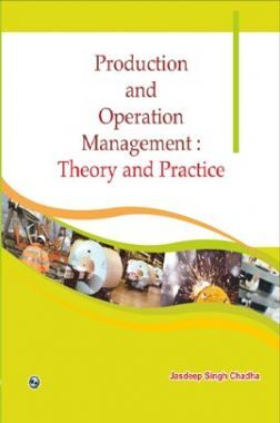 Production And Operation Management : Theory And Practice