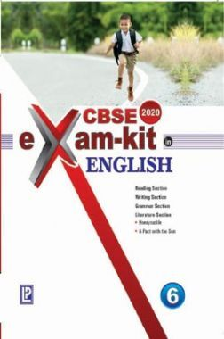 CBSE Exam Kit In English For Class - VI For 2020 Exam