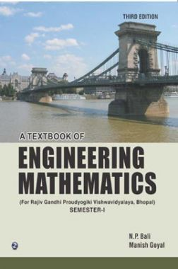 A Textbook Of Engineering Mathematics For RGPV