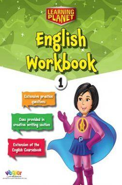 Learning Planet English Workbook-1