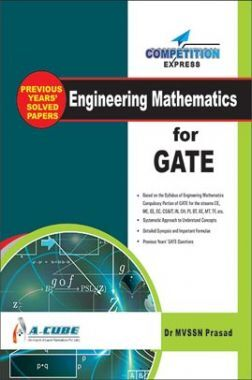 Engineering Mathematics For GATE (Solved Papers 2010-2018)