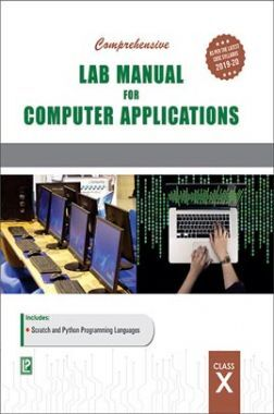 Comp. Lab Manual For Computer Applications For Class-X