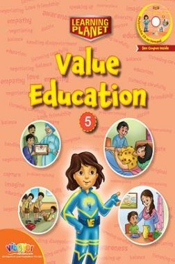 Learning Planet Value Education Class 5